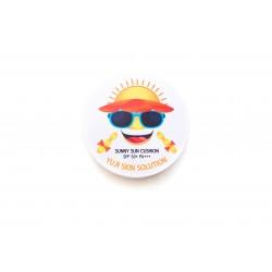 МНОГОФУНКЦИОНАЛЬНОЕ СОЛНЦЕЗАЩИТНОЕ СРЕДСТВО YU-R SUNNY SUN CUSHION, 25 ГР
