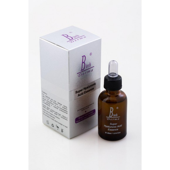 ГИАЛУРОНОВАЯ КИСЛОТА BTECH DERMA SUPER HYALURONIC ACID ESSENCE, 30 МЛ