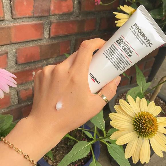 Успокаивающий гель-крем Probiotic Soothing Gel Cream