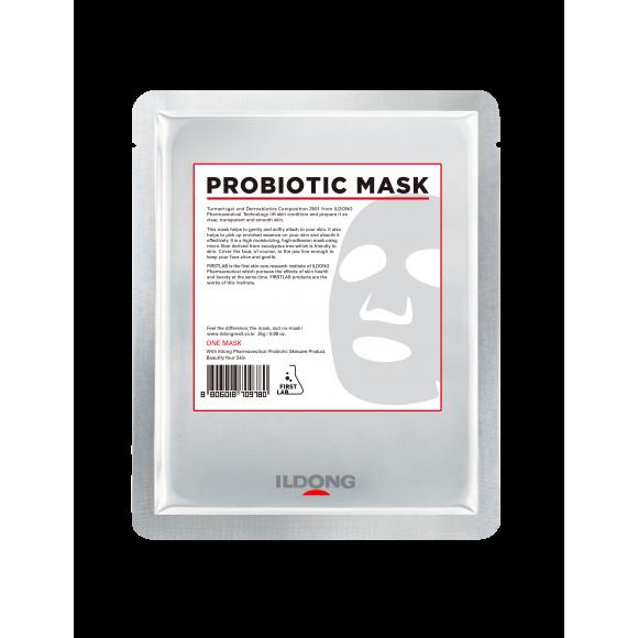 Маска для лица Probiotic Mask 25G * 10EA ,1 ШТ