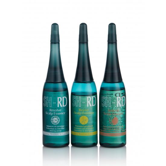 Комплекс для восстановления кожи головы SH-RD R3 Scalp Revival Kit, 3*25 МЛ